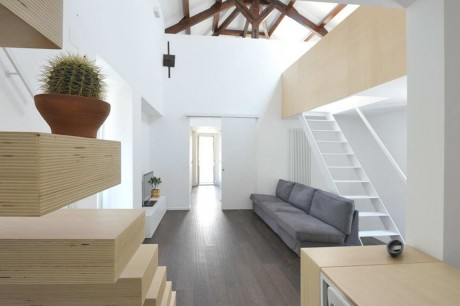 Реконструкция дома в Италии 10