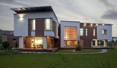 Загородный дом в России 2