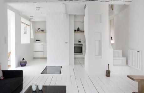 Бабушкин дом в Дании