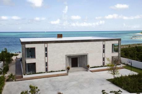 Вилла на острове в Карибском море