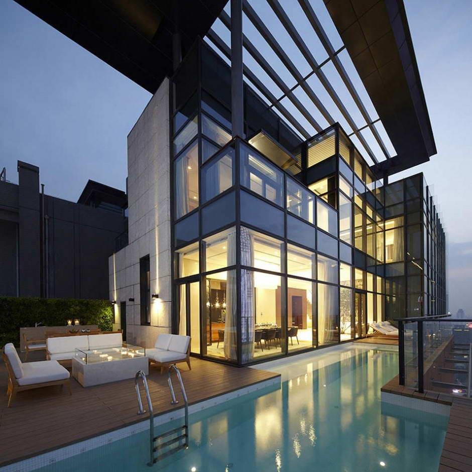 """Modern House Designs Elevated: Блог """"Частная архитектура"""""""