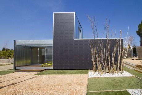 Модульный дом в Испании 2