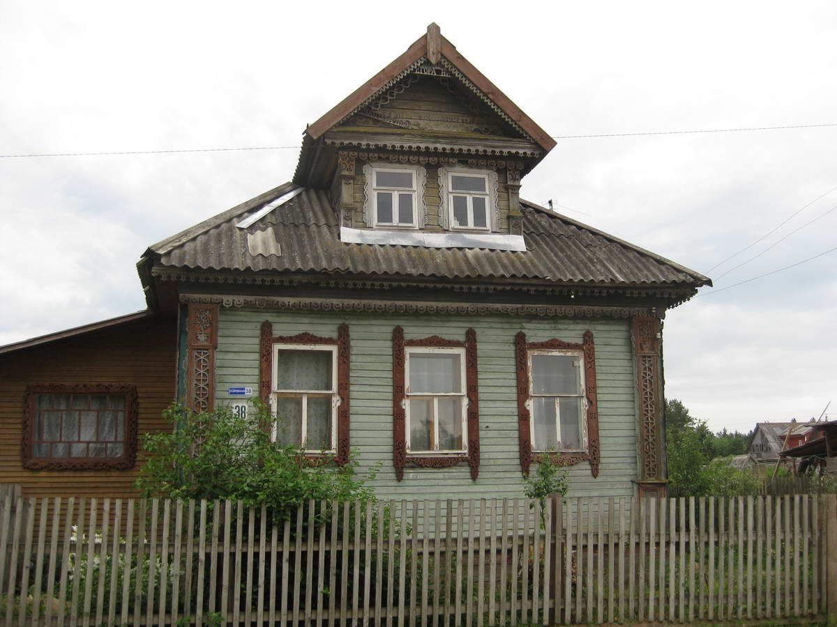 Название дома в тверской губернии tver