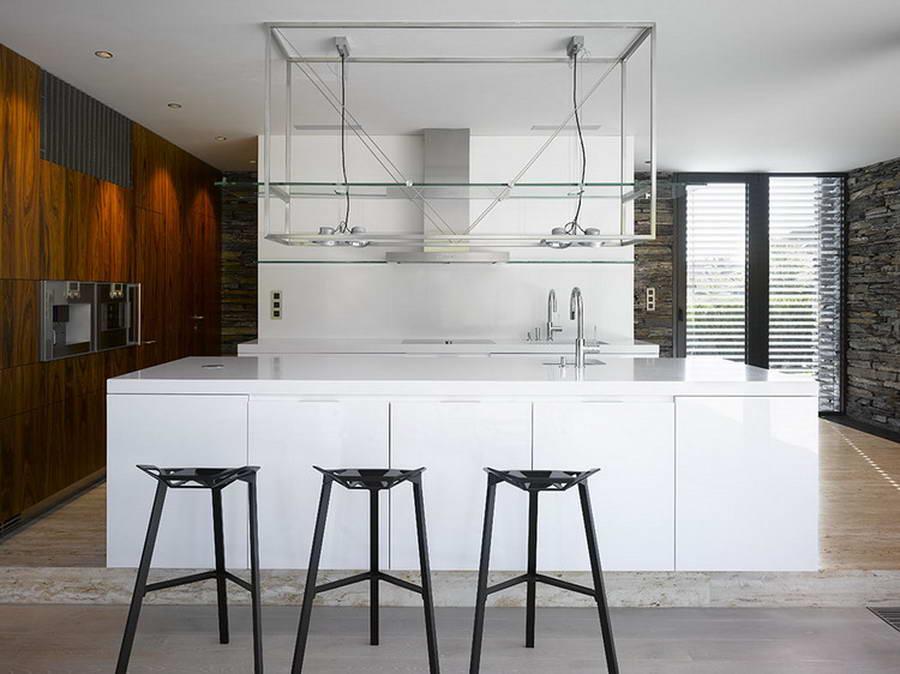 Villa ritka kitchen