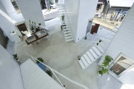 Дом для художников в Японии