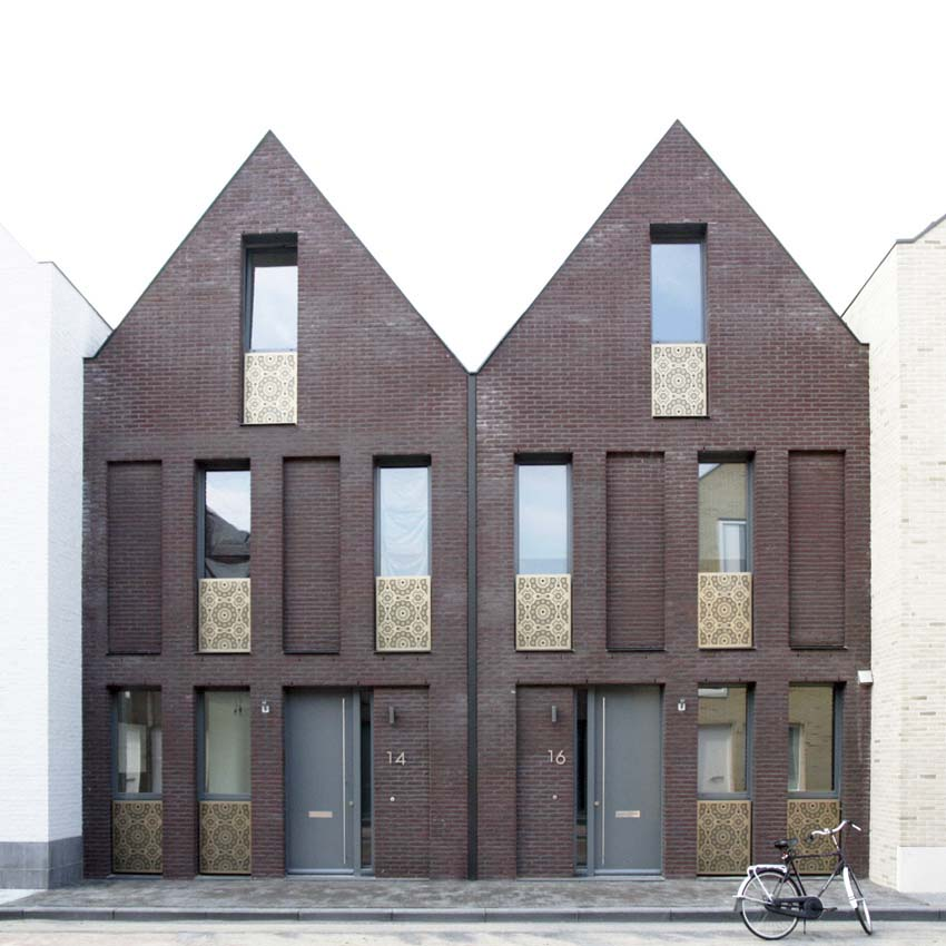 Голландские дома (Zeeuws