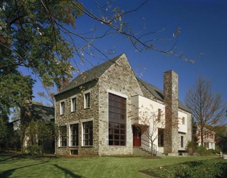 Загородный дом в США 20