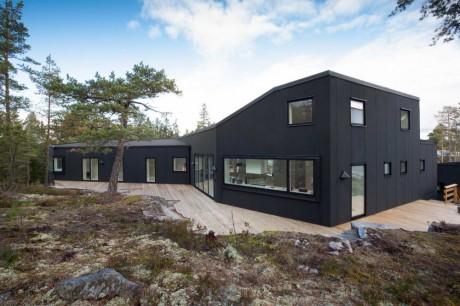 Загородный дом в Швеции 2