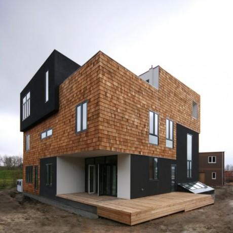 Дом на две семьи в Дании