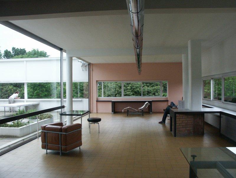 Villa Savoj Villa Savoye on Villa Savoye Floor Plans