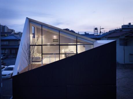 Городской дом в Японии 52