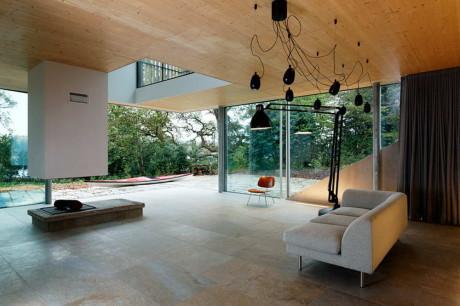 Дом в стиле Корбюзье