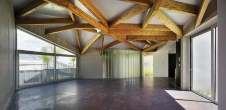 Спиральный дом в Испании