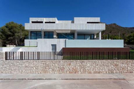 Проект каменного дома