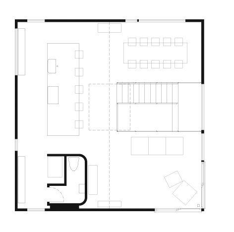 Upside down house 19 for Upside down house floor plans