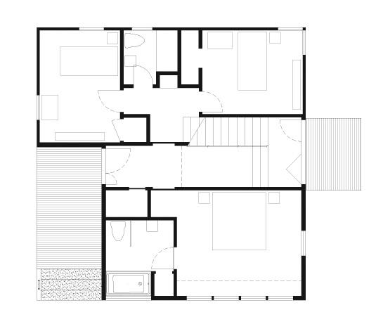 Upside Down House 20