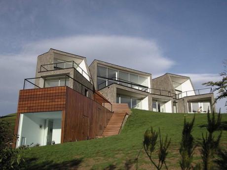 Дом С (Casa S) в Аргентине от Alric Galindez Arquitectos