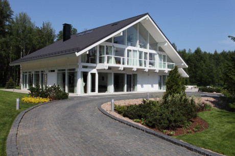 Проект дома Оско-Хаус ( Osko-Haus)