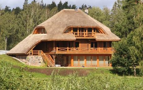 Посёлок мечты в Латвии