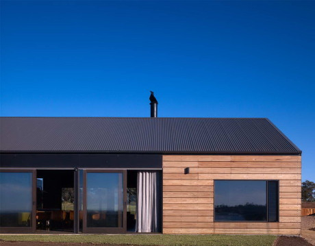 Дом-амбар в Австралии
