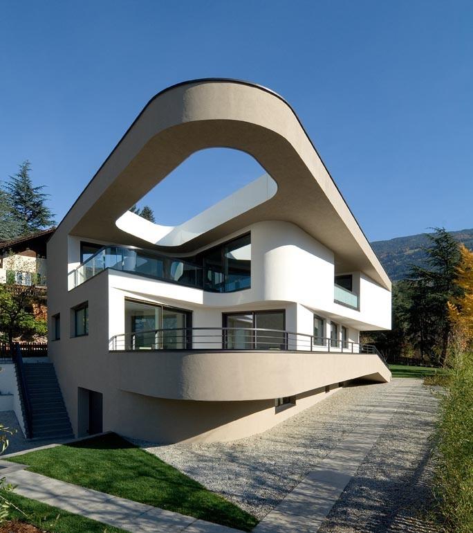 Этот дом в итальянских альпах