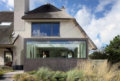 Дом Н (House N) в Голландии от Maxwan.