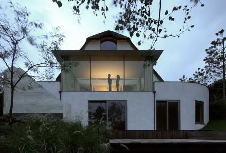 Реконструкция дома в Голландии