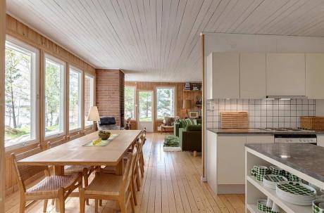 Modern home in Sweden 12