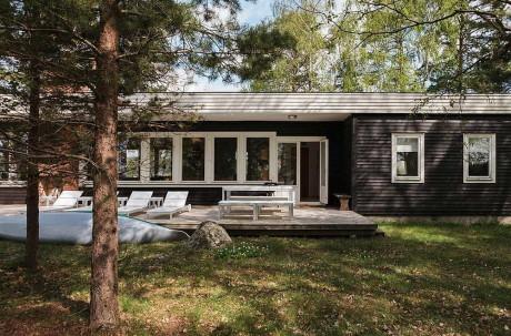 Modern home in Sweden 3