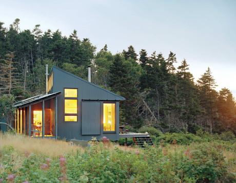 Коттедж Портер (Porter Cottage) в США от Alex Scott Porter Design.