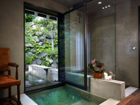 Sunken Bathtubs 13