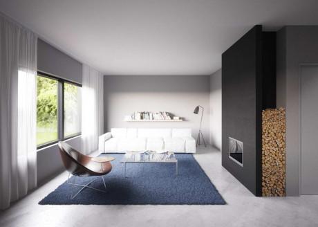 Интерьер современного шведского дома