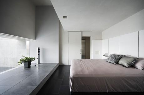 Интерьер современного японского дома