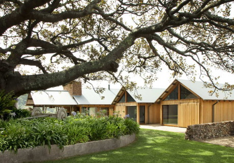 Сельский дом в Австралии