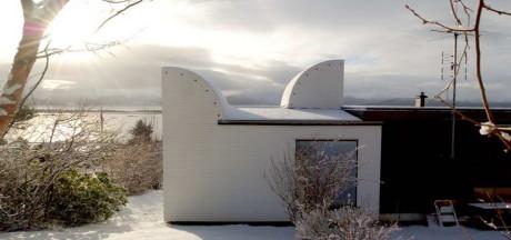 Реконструкция дачи в Норвегии