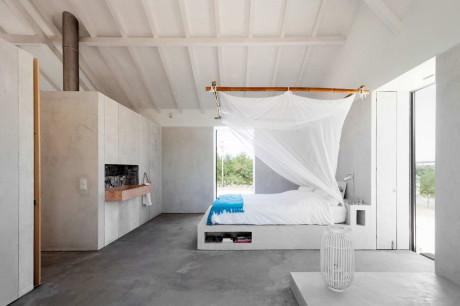 Дом-сарай в Португалии