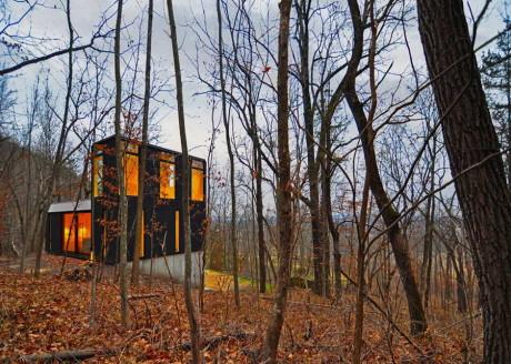 Проект лесной дачи