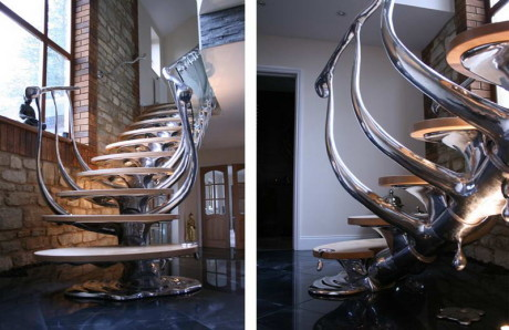 Staircase in Northampton 4