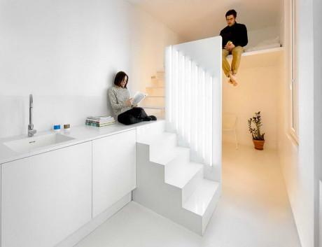 Маленькая квартира в Париже