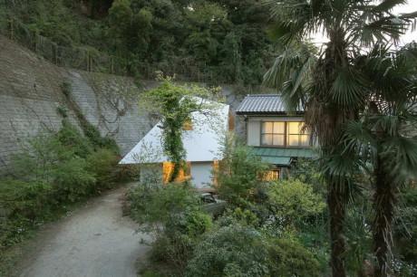 Проект деревянного дома в Японии