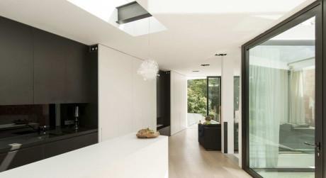 House K by GRAUX by BAEYENS Architecten 14