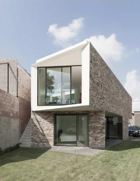 House K by GRAUX by BAEYENS Architecten 5