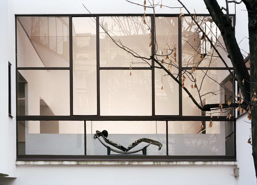 Вилла Ла Рош / Жаннере (Villa La Roche / Villa Jeanneret) во Франции от Ле Корбюзье (Le Corbusier).