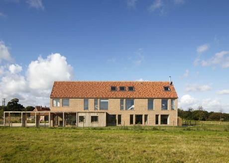Сельский дом в Англии