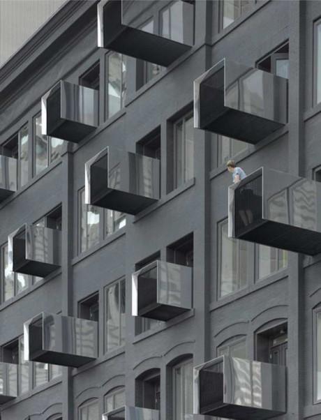 Преобразование офисов в квартиры в Канаде