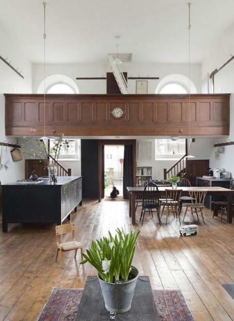 Дом из часовни в Англии