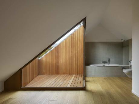 Интерьер современного дома в Швейцарии