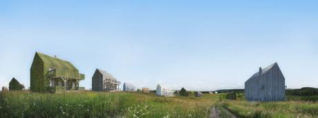 Самоорганизованный экологический посёлок