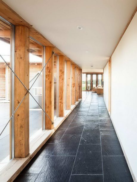 Деревянный дом в Англии