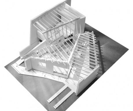 Проект загородного кирпичного дома площадью менее 100 м2